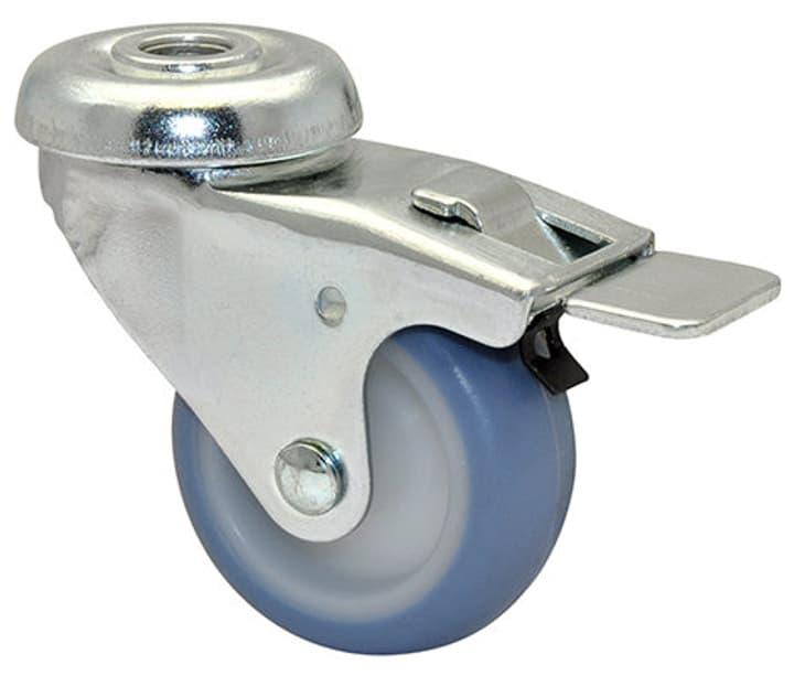 Ruota orientabile D50 mm con fermo Wagner System 606433300000 N. figura 1