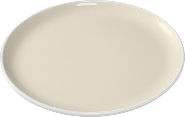 BOSTON Piatto da dessert 440289702112 Colore Crema Dimensioni A: 2.0 cm N. figura 1