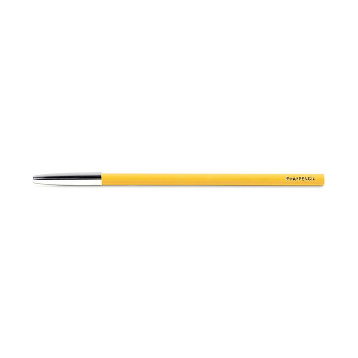 #HAYPENCIL NO. 4 Crayon à papier HAY 386290800000 Dimensions L: 18.5 cm Couleur Jaune Photo no. 1