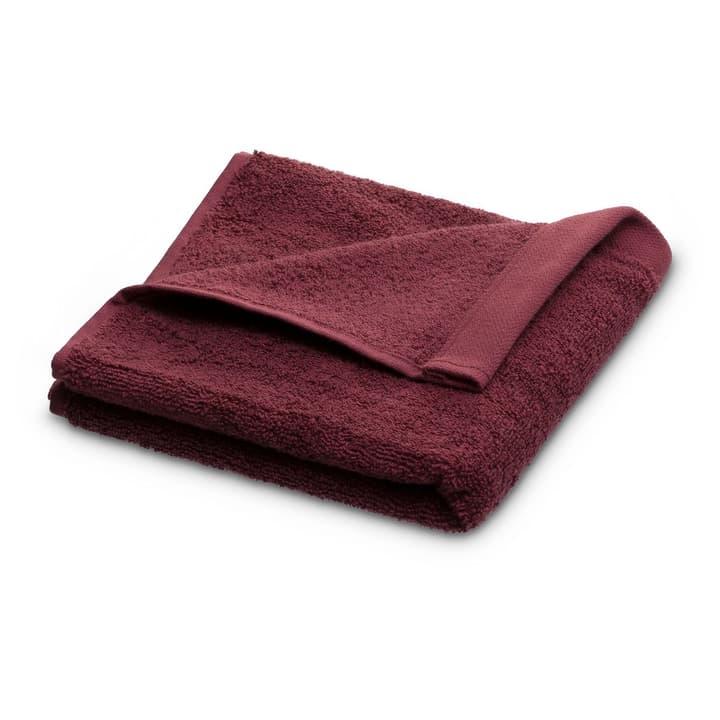 ROYAL Handtuch 374121700000 Grösse B: 55.0 cm x T: 90.0 cm Farbe Dunkelrot Bild Nr. 1