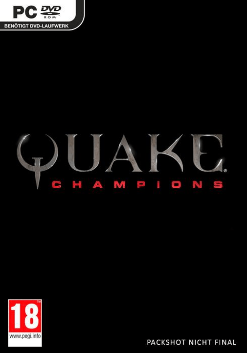 PC - Quake Champions D Box 785300130700 Photo no. 1