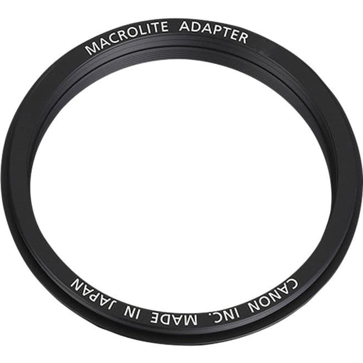 Adapter 72 C zu Macroblitz Canon 785300131264 Bild Nr. 1