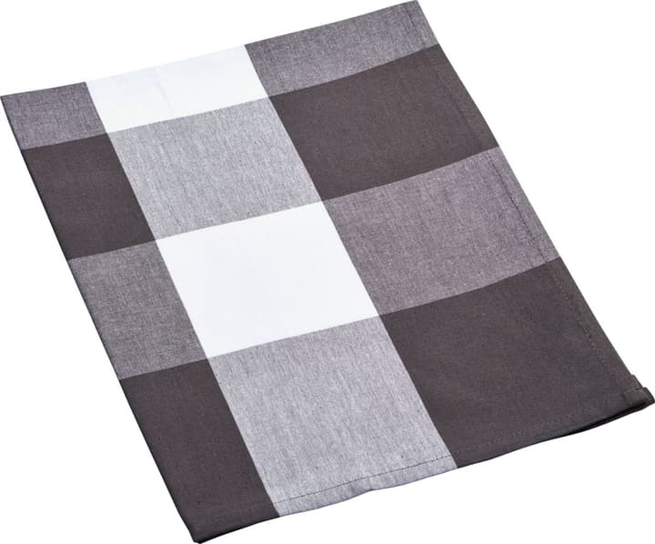 LANA Küchentuch 441058200280 Farbe Grau Grösse B: 50.0 cm x H: 70.0 cm Bild Nr. 1