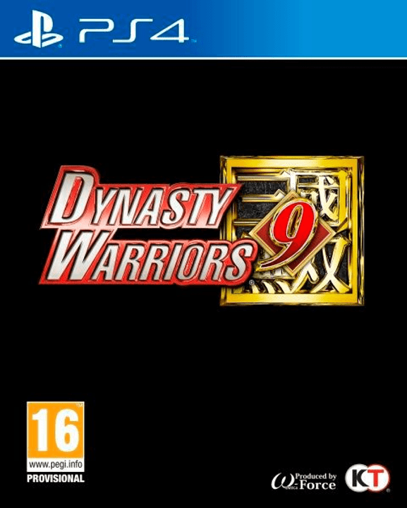 Dynasty Warriors 9 [PS4] (E/f) 785300131670 N. figura 1