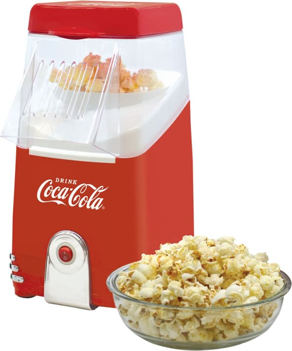Popcorn Coca-Cola SNP-10CC Machine à popcorn Coca-Cola 718013600000 Photo no. 1