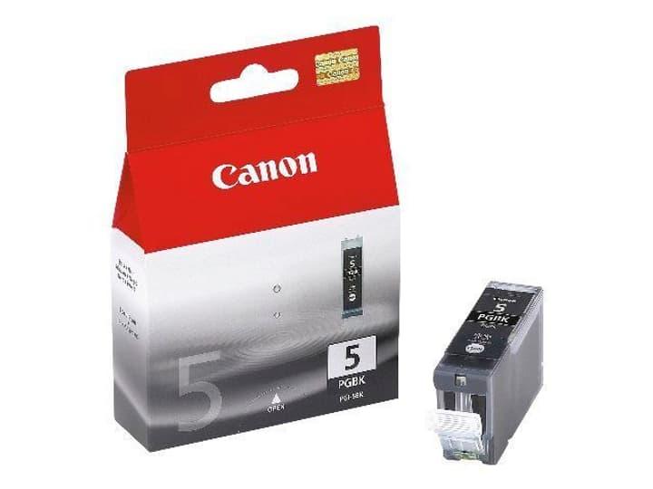 PGI-5 Tintenpatrone black Tintenpatrone Canon 797475900000 Bild Nr. 1