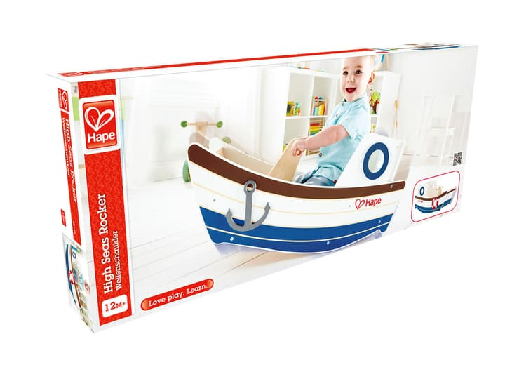 Hape Rocking Boat 746385200000 Photo no. 1