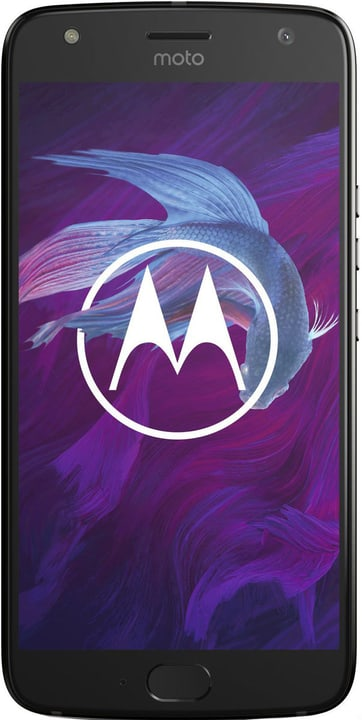 Motorola Moto X4 Dual SIM 32GB nero Smartphone 785300133074 N. figura 1