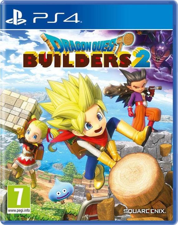 PS4 - Dragon Quest Builders 2 Box 785300144312 Langue Français Plate-forme Sony PlayStation 4 Photo no. 1