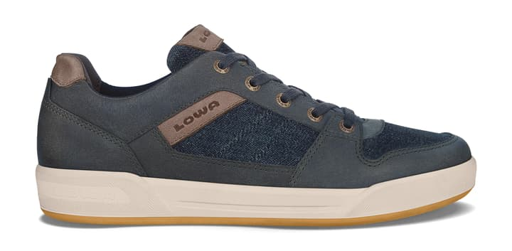 Seattle Lo Chaussures de voyage pour homme Lowa 461108041047 Couleur denim Taille 41 Photo no. 1