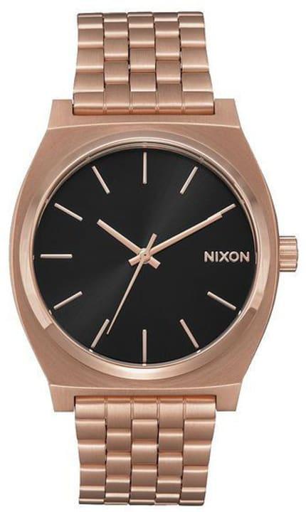 Time Teller All Rose Gold Black 37 mm Orologio da polso Nixon 785300137056 N. figura 1