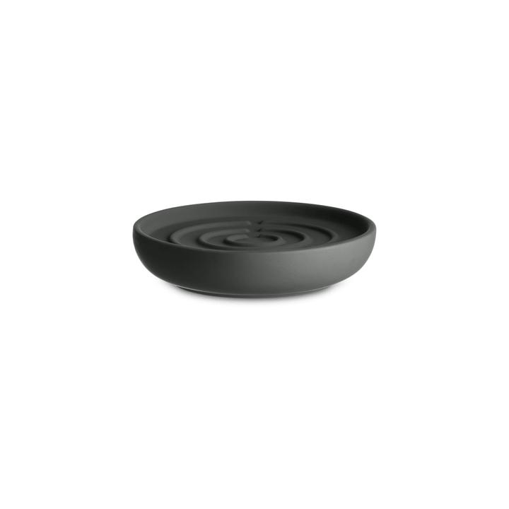 ZONE Seifenschale 374140900480 Grösse H: 3.5 cm Farbe Grau Bild Nr. 1