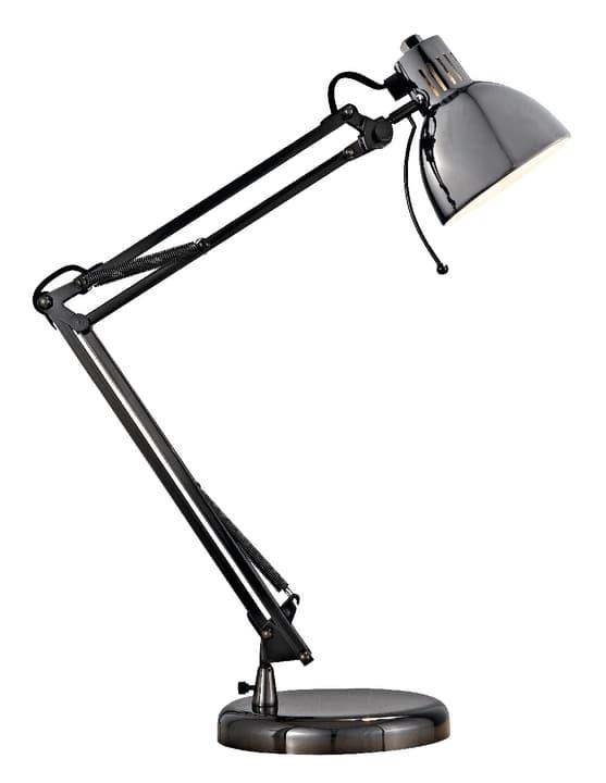 BLOOM Lampada da tavolo, kobalt 420278000021 Colore Cromo nero Dimensioni A: 60.0 cm N. figura 1