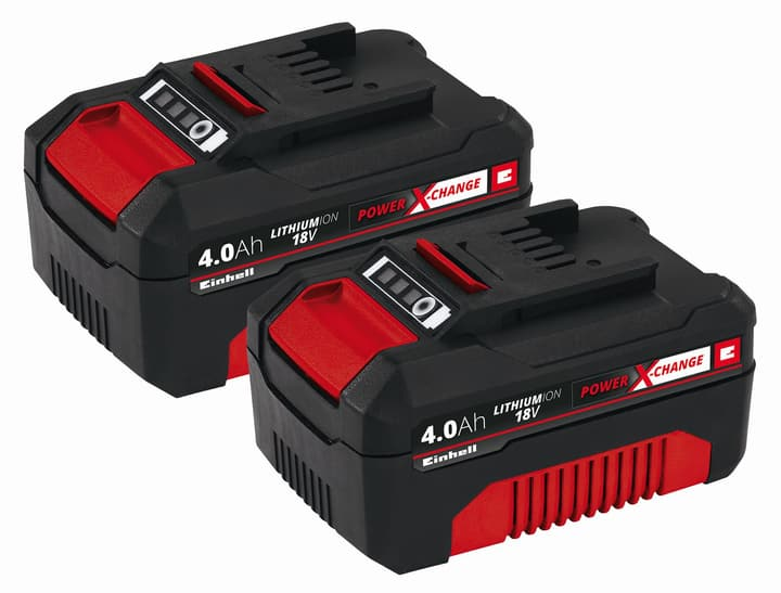 PXC-Twinpack 4,0 Ah Batterie de rechange Einhell 616096200000 Photo no. 1