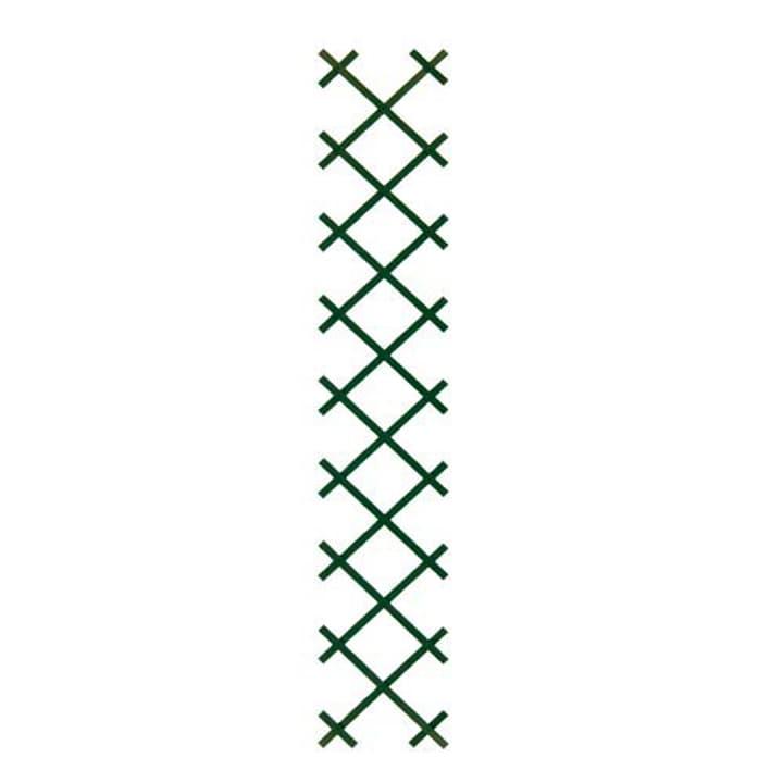 Griglia di plastica estensibile Do it + Garden 647035000000 Colore Verde Taglio L: 30.0 cm x P: 4.0 cm x A: 180.0 cm N. figura 1