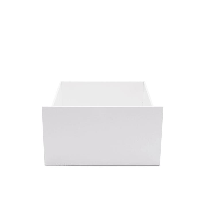HURLEY Schublade klein 362009107407 Grösse B: 16.0 cm x T: 16.0 cm x H: 8.0 cm Farbe Weiss Bild Nr. 1
