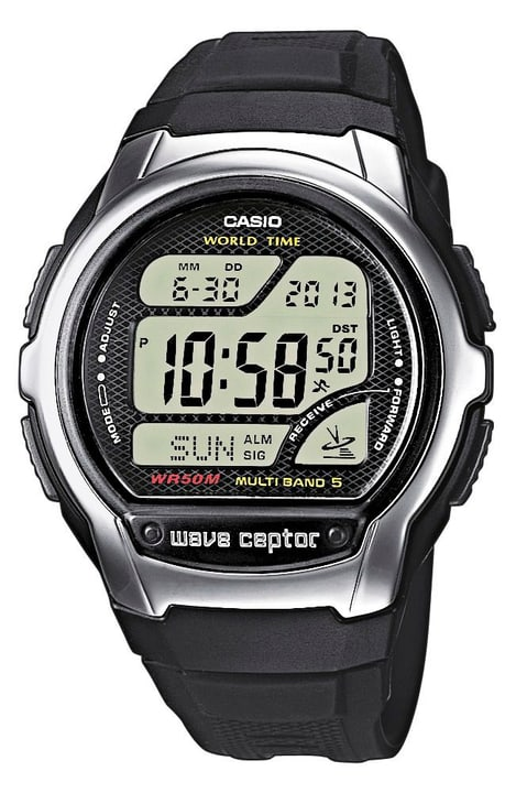 Wave Ceptor WV-58E-1AVEF montre-bracelet Montre Casio Collection 760807300000 Photo no. 1