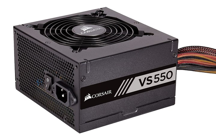 VS550 550 W Bloc d'alimentation Corsair 785300143969 Photo no. 1