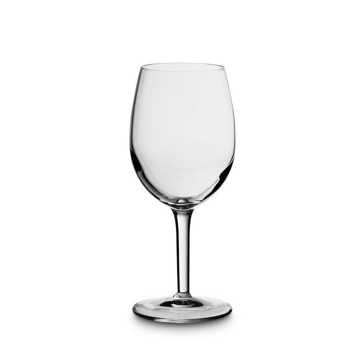 RUBINO Verre à vin rouge 393001202041 Dimensioni L: 7.3 cm x P: 7.3 cm x A: 17.2 cm Colore Trasparente N. figura 1