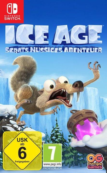 NSW - Ice Age: Scrats Nussiges Abenteuer Box 785300146076 Bild Nr. 1