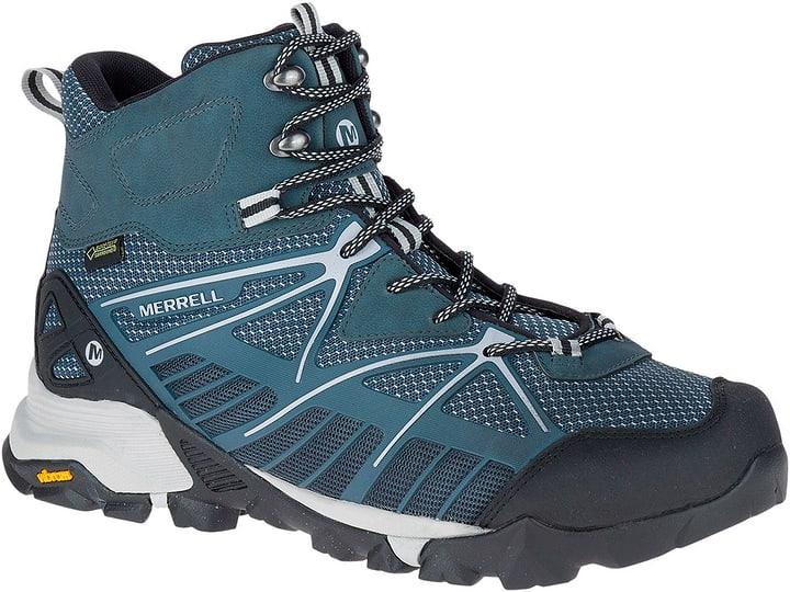 Capra Venture Mid GTX Surround Chaussures de randonnée pour homme Merrell 465502143080 Couleur gris Taille 43 Photo no. 1