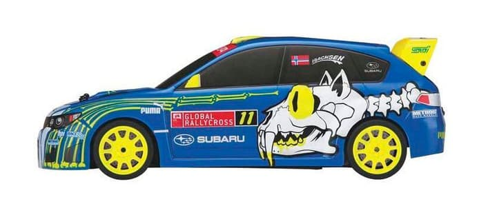 HPI Micro RS4 Subaru WRX STI Sverre 785300127980