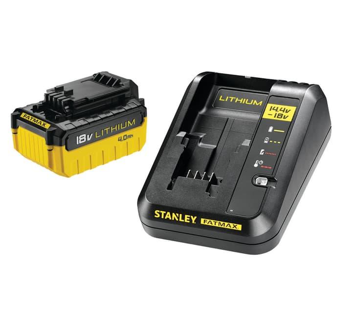 Akku Starter Kit 18 Li 4.0 Ah Stanley Fatmax 616891800000 Bild Nr. 1