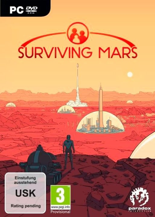PC - Surviving Mars F Box 785300132437 N. figura 1