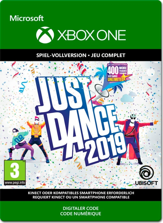Xbox One - Just Dance 2019 Download (ESD) 785300140333 Photo no. 1