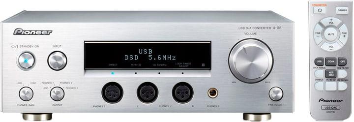 U-05-S - Argento Amplificatore Pioneer 785300142285 N. figura 1