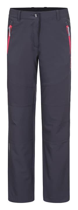 Theloa Pantalon de trekking pour fille Icepeak 464538516486 Couleur antracite Taille 164 Photo no. 1