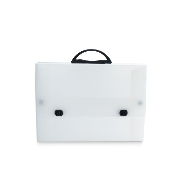 CASE Portefeuille 386018702109 Dimensions L: 39.0 cm x P: 6.0 cm x H: 29.0 cm Couleur Blanc Photo no. 1