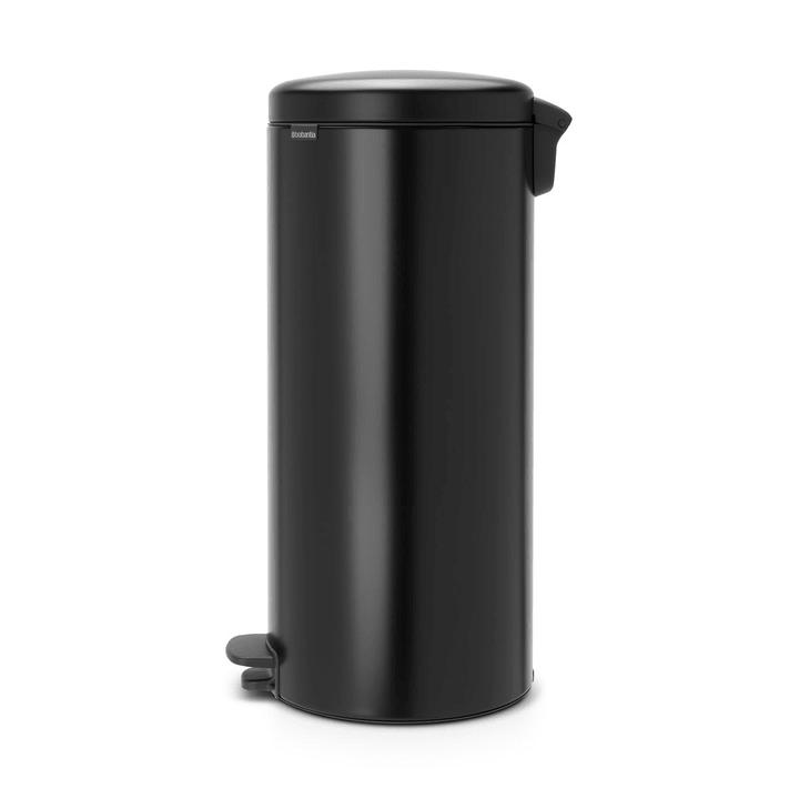 NEWICON poubelle brabantia 386234300000 Dimensions L: 38.0 cm x P: 29.3 cm x H: 67.9 cm Couleur Noir Photo no. 1