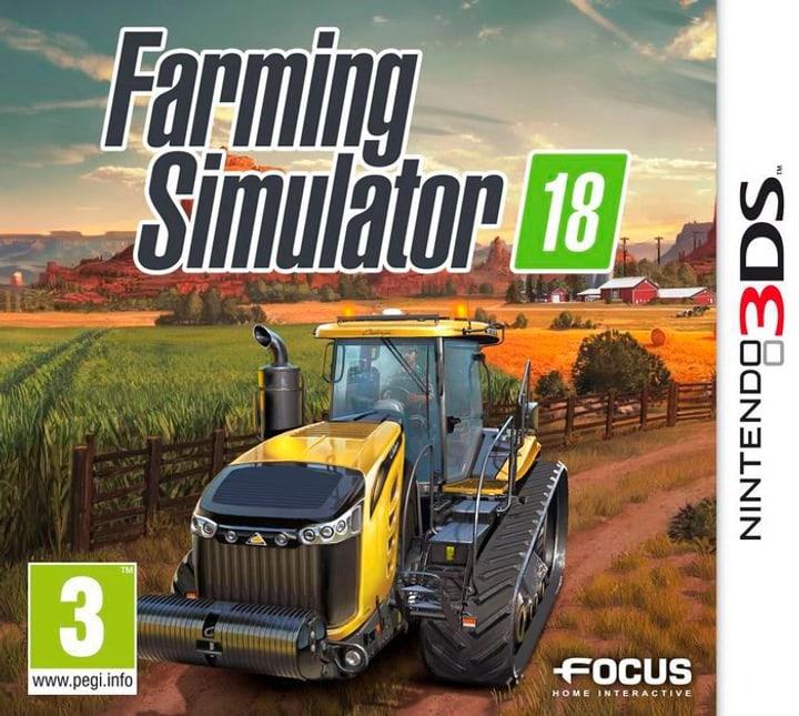 3DS - Farming Simulator 2018 785300122376 Photo no. 1