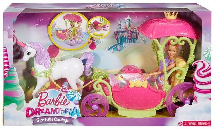 Barbie Princesse et sa Calèche 747939600000 Photo no. 1
