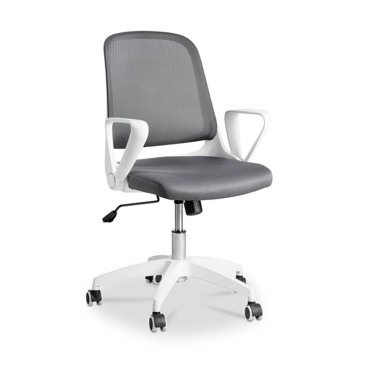 HERBIE Sedia da ufficio girevole 364004615202 Dimensioni L: 60.0 cm x P: 53.5 cm x A: 93.0 cm Colore Bianco N. figura 1