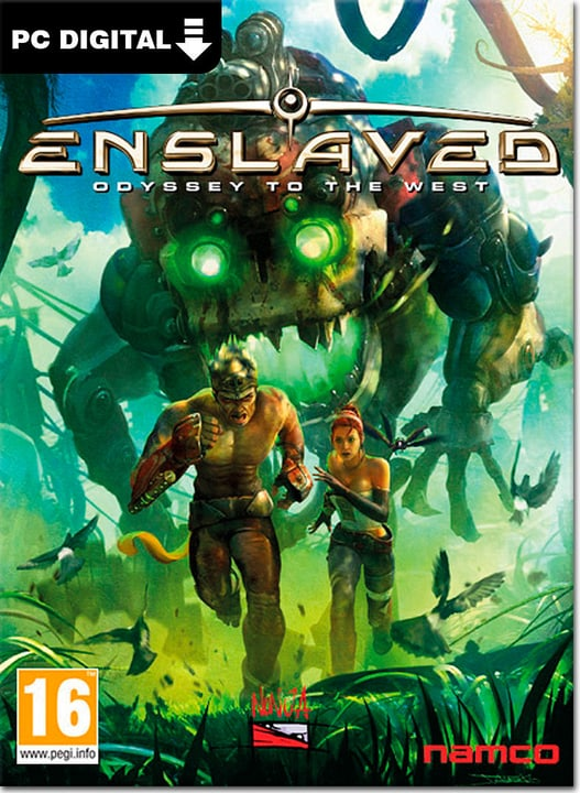 PC - Enslaved: Odyssey to the West - Premium Edition - D/F/I Digitale (ESD) 785300134435 N. figura 1