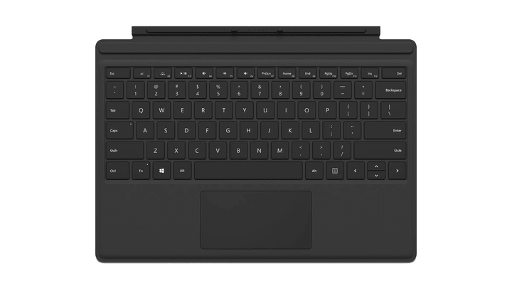 Surface Pro 4 Type Cover schwarz Microsoft 798114600000 Bild Nr. 1