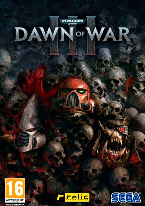 PC - Dawn of War 3 Physique (Box) 785300122170 Photo no. 1