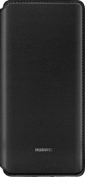 Wallet Case black Coque Huawei 785300143392 Photo no. 1