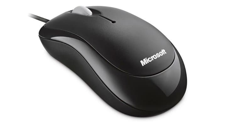 Basic Optical Mouse Microsoft 795807800000 N. figura 1