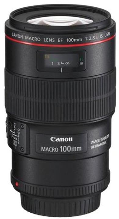 EF 100mm f/2.8L Macro IS USM Objectif Canon 793374200000 Photo no. 1