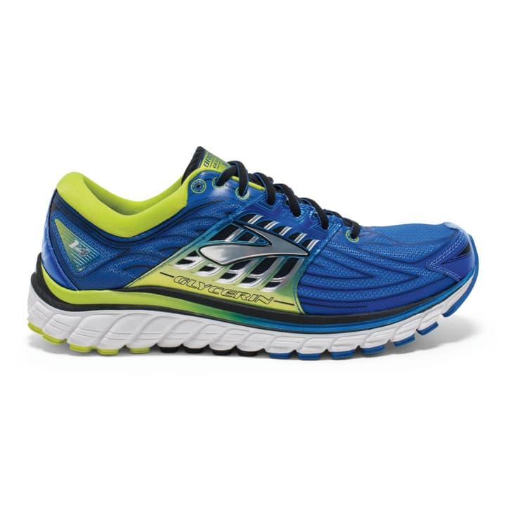 Glycerin 14 Scarpa da uomo running Brooks 461639842040 Colore blu Taglie 42 N. figura 1