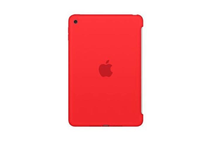 iPad mini 4 Case Red Silicone Apple 797879400000 Photo no. 1