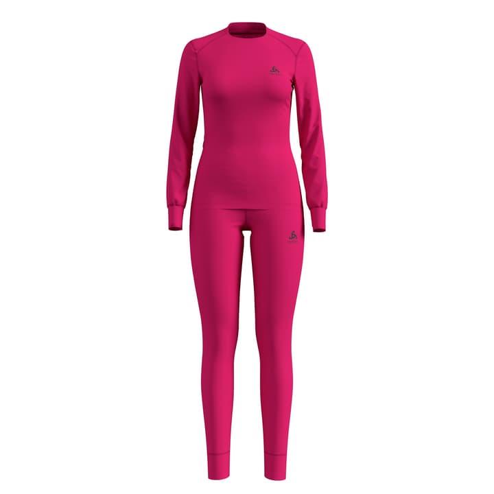 Set Active Warm Sports Underwear / Baselayer Odlo 477088500529 Farbe pink Grösse L Bild-Nr. 1
