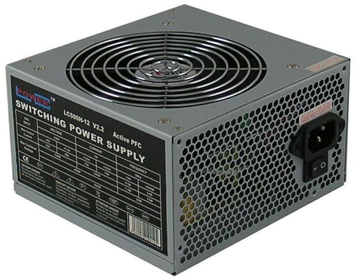 Netzteil LC500H-12 V2.2 Office 500 W Netzteil LC-Power 785300143833 Bild Nr. 1