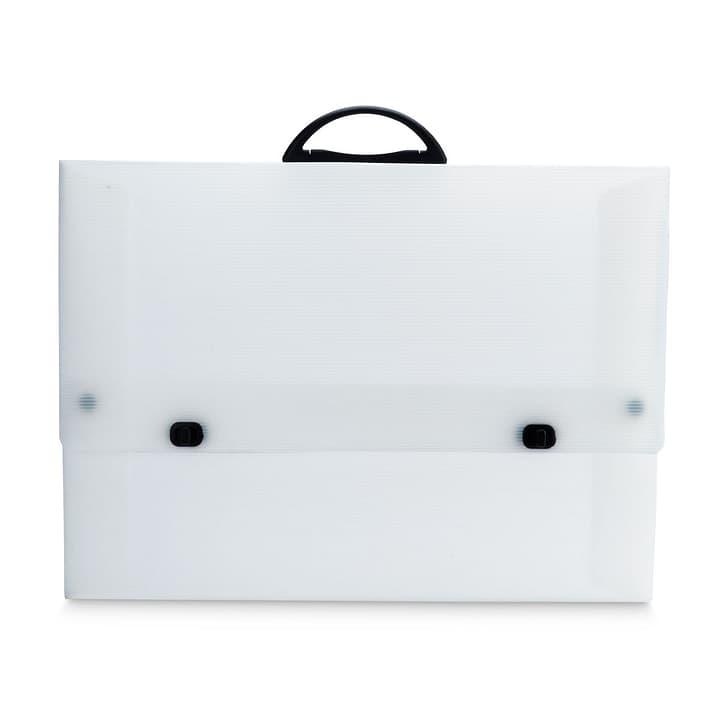 CASE Portadocumenti 386018702206 Dimensioni L: 53.0 cm x P: 40.0 cm x A: 5.0 cm Colore Bianco N. figura 1