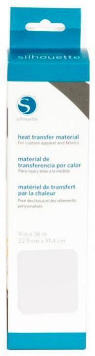 Film thermocollant 22.9 x 91.4 cm Blanc, lisse Silhouette 785300141873 N. figura 1