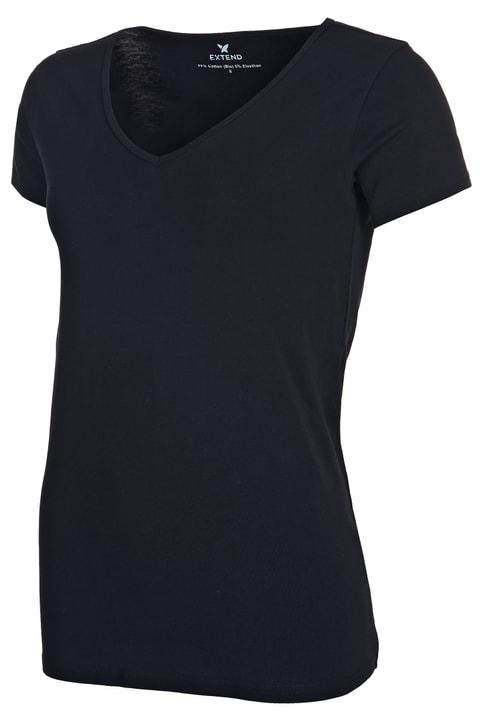 T-SHIRT TINA V T-shirt pour femme Extend 460191500420 Couleur noir Taille M Photo no. 1