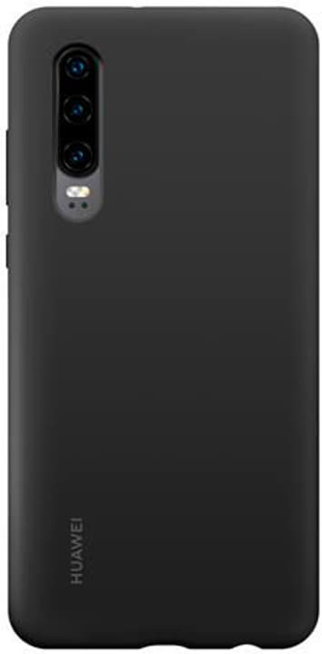 Hard-Cover Silicone black Custodia Huawei 785300143233 N. figura 1